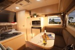 Inside the New Ranger Motorhome - 1