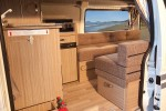 Inside the Vida Campervan - 1