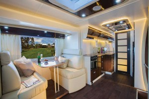 Sunliner Monte Carlo MC3 - Zoned Living