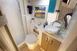 Switch S542 - Bathroom