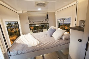 Sunliner Habitat HA4 -Bed